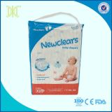 Hoher Absorption Breathable Clothlike Film-Wegwerfbaby-Windel