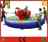 娯楽のための膨脹可能な機械ロデオのBullの乗馬のゲーム