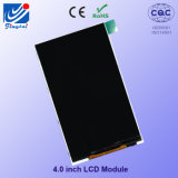 TFT normalmente blanco LCD 3.97 '' para los dispositivos de la conmutación