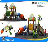 Счастливые игры для спортивной площадки ребенка напольной (yl-c101)