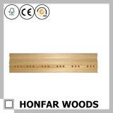 高品質の木の壁のウエストラインの木製の王冠の鋳造物