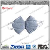 Лицевые щитки гермошлема фильтра N95 вздыхателя створки Ffp2 плоские Non сплетенные
