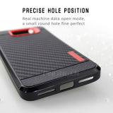 Weicher TPU Kohlenstoff-Faser-Telefon-Kasten für Huawei Y5 II