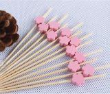 Ecoの自然なタケフルーツの焼串か棒を熱販売するか、または選びなさい(BC-BS1057)
