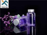 200cc 200ml 200g svuotano la bottiglia liquida di Medince della capsula di plastica della pillola con la bottiglia della protezione