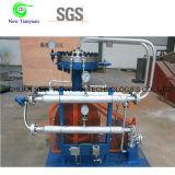 70nm3/H compresor de gas del N2 del nitrógeno de la membrana del diafragma del flujo