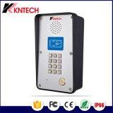 2016 IP65 SIP Doorphoneのアルミ合金Knzd-51 RFID IPのドアの電話