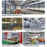 Profil en aluminium d'interpréteur de commandes interactif du fournisseur DEL d'usine de la Chine avec la couleur différente