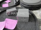 Bandes K10 K20 Yg6 Yg8 de plaques d'appartements de carbure de tungstène