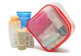 Förderung bereifte Belüftung-Reißverschluss-Kosmetik-Beutel