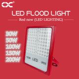 éclairage d'inondation d'endroit lumineux de lampe de haute énergie de 100W DEL