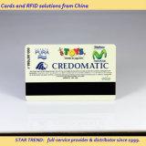 Mitgliedskarte gebildet von Kurbelgehäuse-Belüftung mit Loco-magnetischem Streifen (ISO 7811)