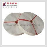 Guangzhou Yi-Liang roue de polissage de polissage de coton desserré blanc de 6 pouces