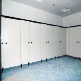 Fornecedor estratificado da divisória do toalete da alta pressão