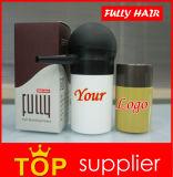 18 des Farben-willkommene Eigenmarke völlig Keratin-Haar-Gebäude-Faser-Puder-23G