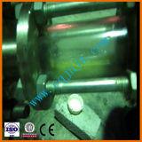 Aceite de motor usado del motor a la planta de reciclaje diesel del petróleo del negro de la gasolina