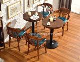 놓이는 디자인 Soild 새로운 목제 대중음식점 식탁 및 의자 (LL-C086)