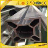 Perfil de aluminio profesional del OEM para la cadena de producción industrial