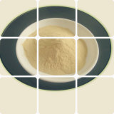 Fertilizante ácido de Fulvic da agricultura no fertilizante orgânico