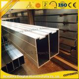 OEM De Gordijngevel van het Aluminium van het Bouwmateriaal Voor Bouwmateriaal