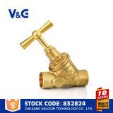 Припой клапана стопа гаечной резьбы (VG-C30702)