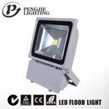 100W impermeables se dirigen la iluminación de la inundación del uso LED