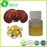 Capsula organica dell'olio della spora di Lingzhi dell'estratto dell'olio di Ganoderma Lucidum Reishi