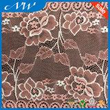 女の子の服のためのファブリック織物の方法レースのトリムの卸売