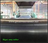 Gw3011 multano lo strato di gomma costolato con lo strato di gomma antiscorrimento ISO9001