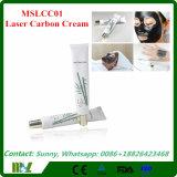 2017 сливк углерода лазера ND YAG переключателя изготовления q Китая, сливк для сбывания, сливк углерода лазера углерода внимательности кожи