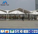 tente allemande extérieure de bâti d'envergure d'espace libre de 20m grande pour l'entrepôt