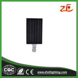 luz de rua solar Integrated do diodo emissor de luz do sensor 40W automático