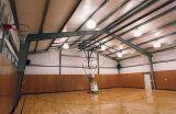 Costruzione ondulata dello strato della struttura del blocco per grafici d'acciaio per il campo da pallacanestro