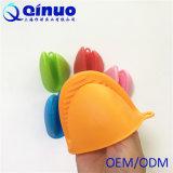 Высокоомные перчатки Heat-Resistance держателей лотка силикона