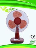 16 polegadas de ventilador colorido da mesa do ventilador de tabela de 110V (SB-T-DC40O) 1
