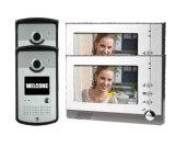 7 بوصة [تفت] [لكد] مدرّب مرئيّة باب هاتف [إينتركم سستم] مع [نيغت فيسون] آلة تصوير خارجيّة