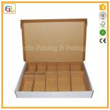 주문 Foldable 골판지 포장 상자