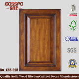 Porta do armário do painel levantado Design clássico porta do armário do balanço (GSP5-025)