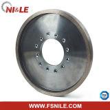 Диамант меля полировать придающ квадратную форму колесу для керамического