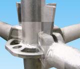 Material de construcción del andamio de Ringlock del travesaño de Intermidate para la construcción