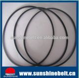 Raw Edge Cogged V Belt Teeth Rubber Belt 9.5X1025la