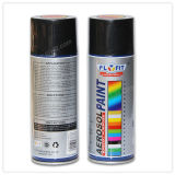 高い耐熱性スプレー式塗料の銀カラーは摂氏400に耐える