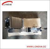 Roestvrij staal 45degree Plug Diverter Valve met Actuator