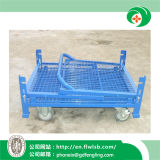 Faltbarer Metalllogistik-Rahmen für Lager mit Cer eigenhändig (FL-104)