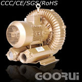 ventilador de 5.5kw 7.5HP en el tratamiento de aguas residuales