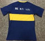 Bocaの17/18後輩のホーム青いサッカーのユニフォーム