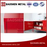 Красная стойка шкафа Multi-Использует Lockable офисную мебель дома/изготовления металлического листа