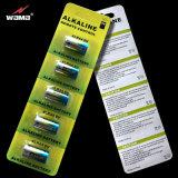 Pile alcaline non rechargeable de 4lr44 6V pour l'appareil photo numérique de calculatrice