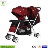 Neues Art-China-Fertigung-Doppelt-Spaziergänger-Baby paart Spaziergänger