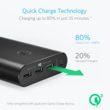 Prime Powerbank d'Anker Powercore+ 26800 avec la charge rapide 2.0 de Qualcomm